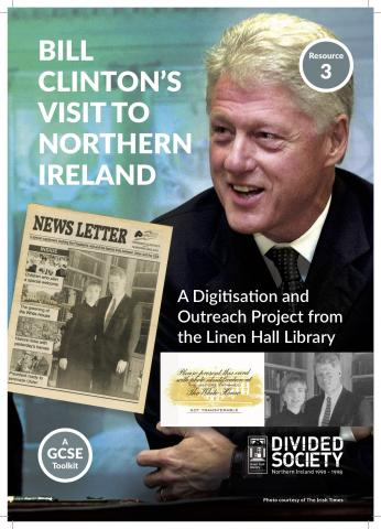 Bill Clinton's Visit to Northern Ireland